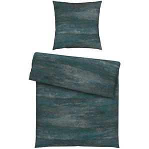 BETTWÄSCHE Jersey Blau, Petrol 155/220 cmNovel: BETTWÄSCHE Jersey Blau, Petrol 155/220 cm