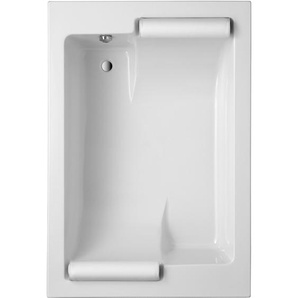 Ottofond Körperform-Badewanne Maharaja 195 cm Weiß