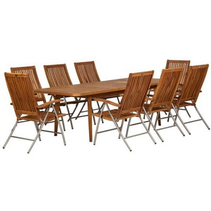 8-Sitzer Gartengarnitur Tyrese