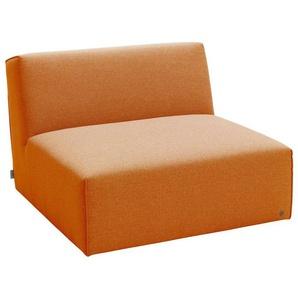 TOM TAILOR Sitzelement »ELEMENTS«, orange, Struktur fein TBO