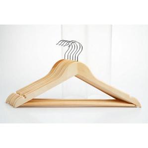 Kleiderbügel natur - ZELLER PRESENT HANDELS
