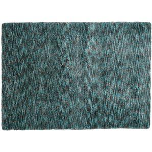 Tuft-Teppich  Wellness ¦ türkis/petrol ¦ 100 % Polyester ¦ Maße (cm): B: 70 Teppiche  Auslegware » Höffner
