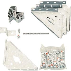 Verankerungs-Set für Metallgerätehäuser
