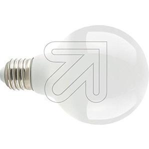 SIGOR 6.5w LED-Filament Globe 80mm Opal E27 2700k Dim A+ Ra 85