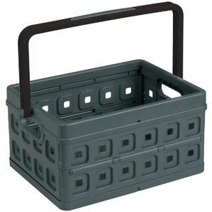 Sunware 57500636 Square Klappbox 24 L mit Griff