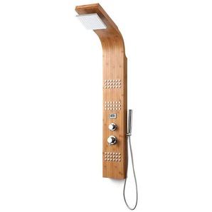 Thermostatische Duschsäule POTOMAC Bambus
