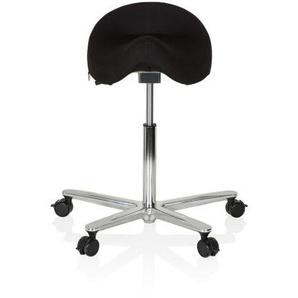Move-Tec 3D PRO I Sattel - Arbeitsstuhl Arbeitshocker