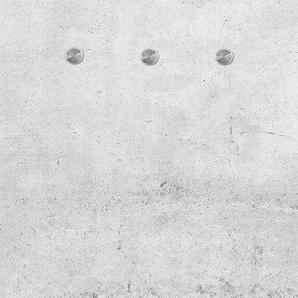 Garderobe »Beton« 50/125 cm, grau
