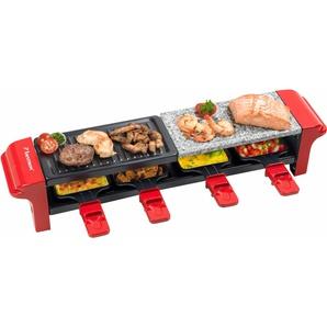 Raclette ARG400, rot, stabil, , , bestron