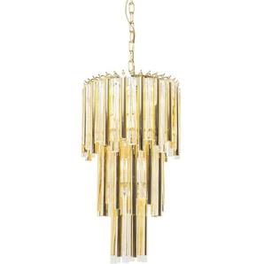 Hängeleuchte Palazzo Pole Gold D35cm