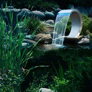 Wasserfall »Mamba mit LED«