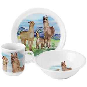 Seltmann Weiden Compact Kinder-Set 3-teilig W Alpaka