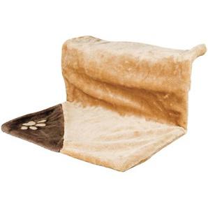 Jollypaw Liegemulde für Heizkörper 45 cm × 24 cm × 31 cm Hellbraun/ Braun