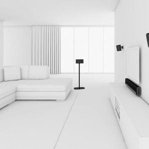 Vogels®  Lautsprecher-Bodenständer  für SONOS PLAY:1 »SOUND 4301«, schwarz, Lebenslange Hersteller-Garantie