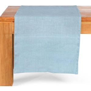 Tischläufer, B:40cm x L:150cm, blau