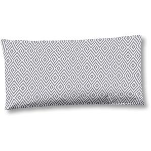 Hip Kissenbezug »Jayanti«, 1x 80x40 cm, pflegeleicht, lila, aus reiner Baumwolle