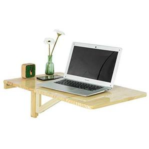 SoBuy Wandklapptisch, Küchentisch, Kindermöbel, Wandtisch, Esstisch, Schreibtisch 70x45cm FWT04-N