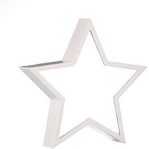 Guoyy Nachtlicht 3D Tischlampe LED Sternform Tunnel Spiegel Startseite Kreative Dekor Geschenke