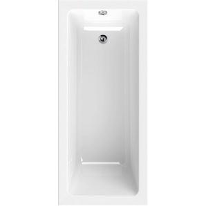 Sanitop-Wingenroth Acryl-Badewanne Linha 160 cm x 70 cm Weiß