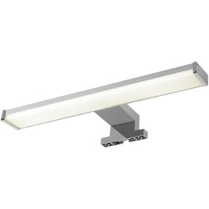 LED-Beleuchtung »Luzern«, Aufsatzleuchte für Spiegel oder Spiegelschrank