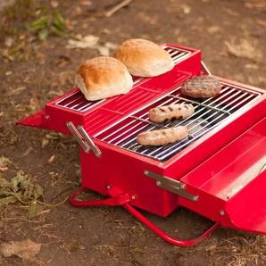 BBQ Werkzeugkasten-Grill