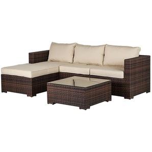 Lounge Set Paradise Lounge (inkl. Tisch)