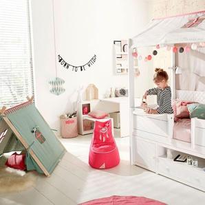 Kinderbett 90x200 cm, weiß, weitere Farben & Größen bei BETTEN.de