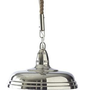 Riviera Maison - Breton Hanging Lamp - Hängelampe - Aluminium - Jute