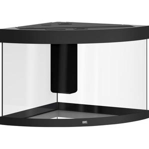 Juwel Aquarium-Set Trigon LED Schwarz 190 l