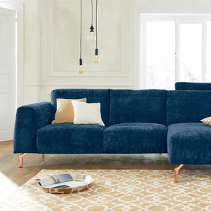 Guido Maria Kretschmer Home&living Eck-Sofa »Logge«, grün