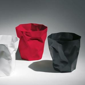 Papierkorb Bin Bin Klein & More weiß, Designer John Brauer, 31 cm