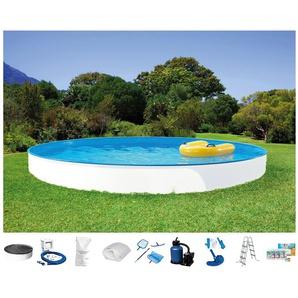 Clear Pool Set: Rundpool »Spar-Set 10-tlg.« in 9 verschiedenen Größen