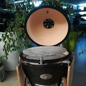 Kamado Kamadogrill Keramikgrill Smokerpellet Grill Backofen 55cm