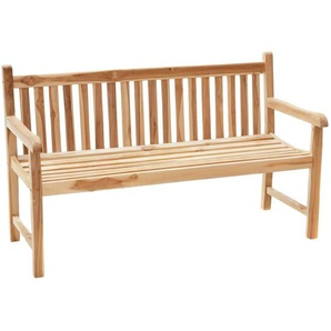Ploß Coventry Eco 3-Sitzerbank 150cm Eco-Teak Teak-Natur