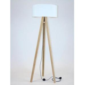 140 cm Tripod-Stehlampe Wanda