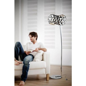 167 cm LED Stehlampe Narisa
