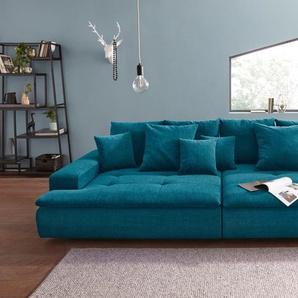 Nova Via Bigsofa, grün, hoher Sitzkomfort