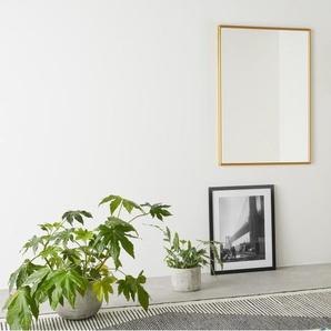 Denver Spiegel (70 x 100 cm), Messing
