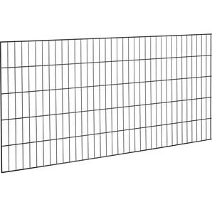 Einstabmatte anthrazit 100 x 200 cm