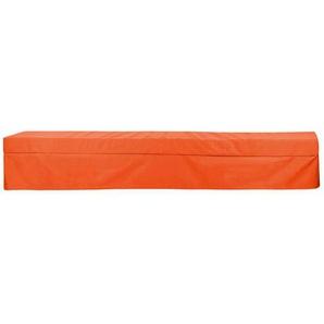 Outdoor Bezug f�r Bierbank Orange
