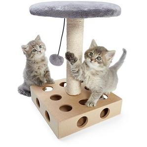 Katzen-Spielturm