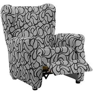 Martina Home Tasche Sessel Relax 32x8x42 cm Schwarz