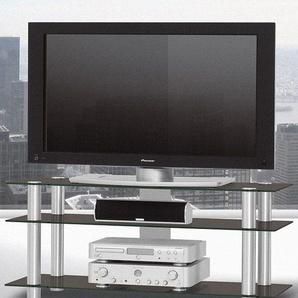 Spectral TV-Rack »just-racks TV1203«, schwarz, pflegeleichte Oberfläche