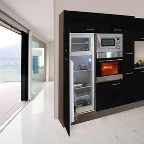 RESPEKTA Küchenzeile mit E-Geräten »York«, Winkelküche, Breite 370 x 172 cm
