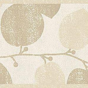 Bordüre , beige, 0,17x5,00 m, »Schöner Wohnen 7«, FSC®-zertifiziert, living walls