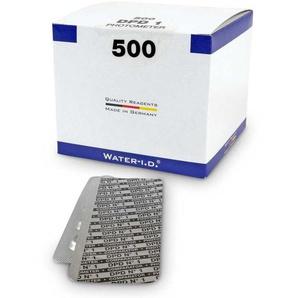 500 Stk. DPD 1 Tabletten für Photometer (1 Karton) - POOL-I.D.