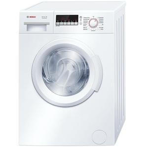 BOSCH Waschvollautomat  WAB 28222 ¦ weiß ¦ Metall, Kunststoff ¦ Maße (cm): B: 59,8 H: 84,8 T: 55 Elektrogeräte  Waschmaschinen » Höffner