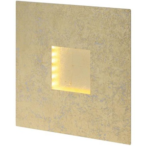 LED-Wandleuchte Pyramid speckled