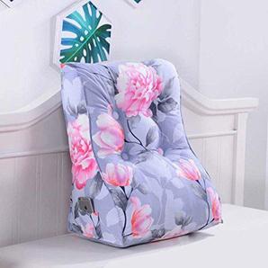 GGCG Sofakissen, Stuhlkissenrückenlehne, Büroaufenthaltsraum- oder Tellermöbel 10 Farben (Farbe : 9, größe : 55 * 60cm)