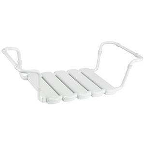 Cornat SLBWS00 safeline Sicherheits-Badewannensitz, weiß